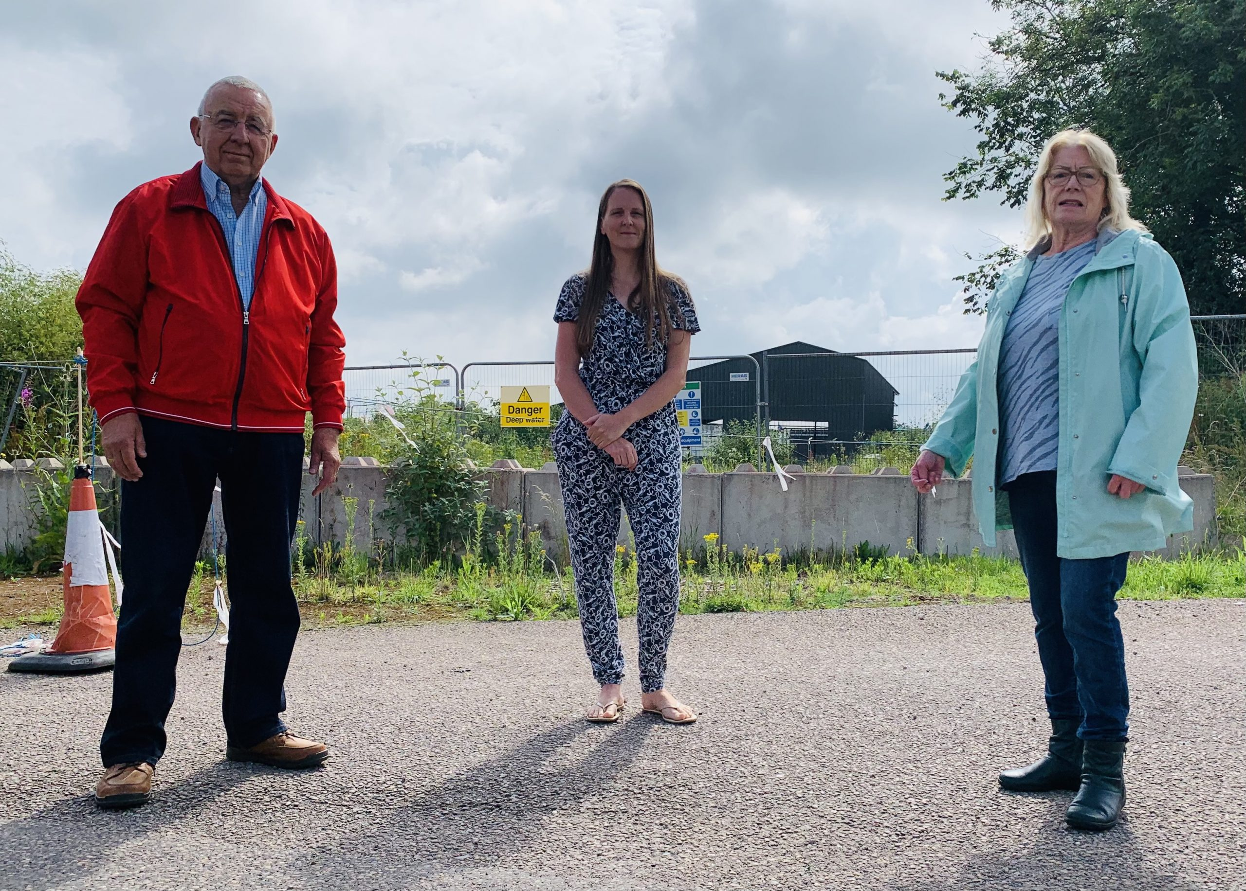 Councillors team up with activists to oppose waste processor plans